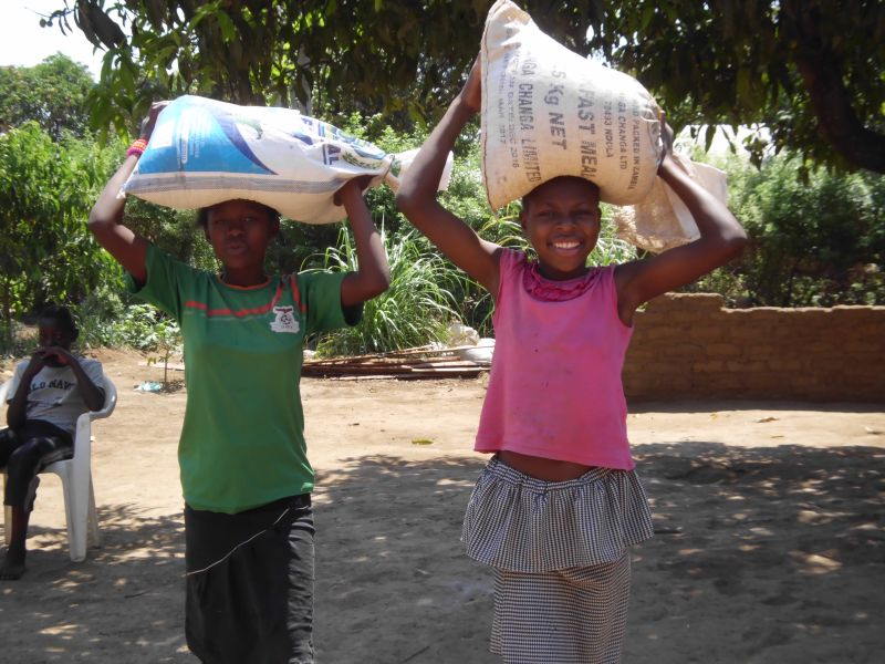 Ernährungssicherung Sambia