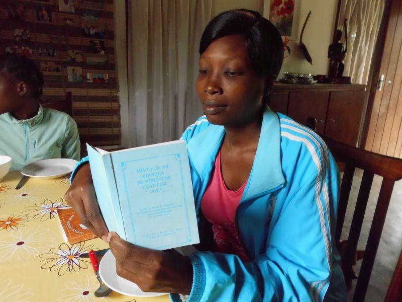 Losungen für Kamerun - Basaa