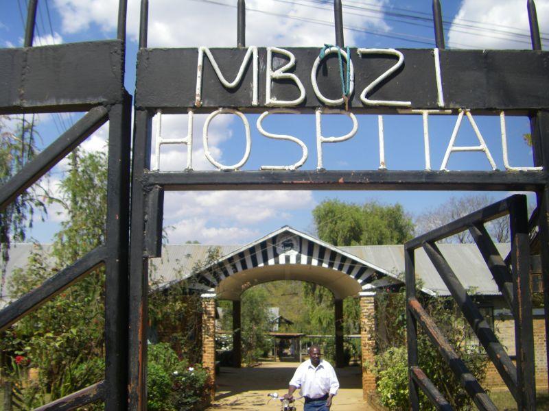 Krankenhaus Mbozi