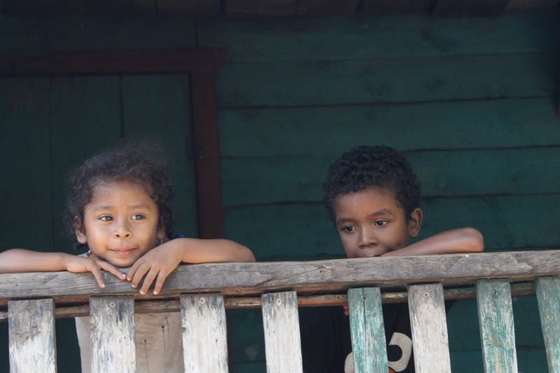 Schulbau in Nikaragua