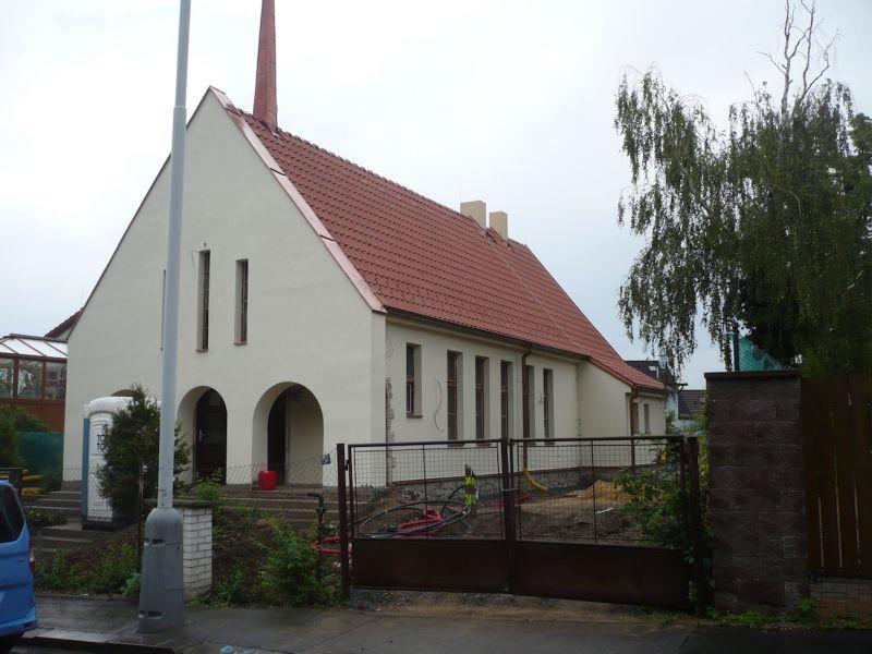 Brüdergemeine in Prag