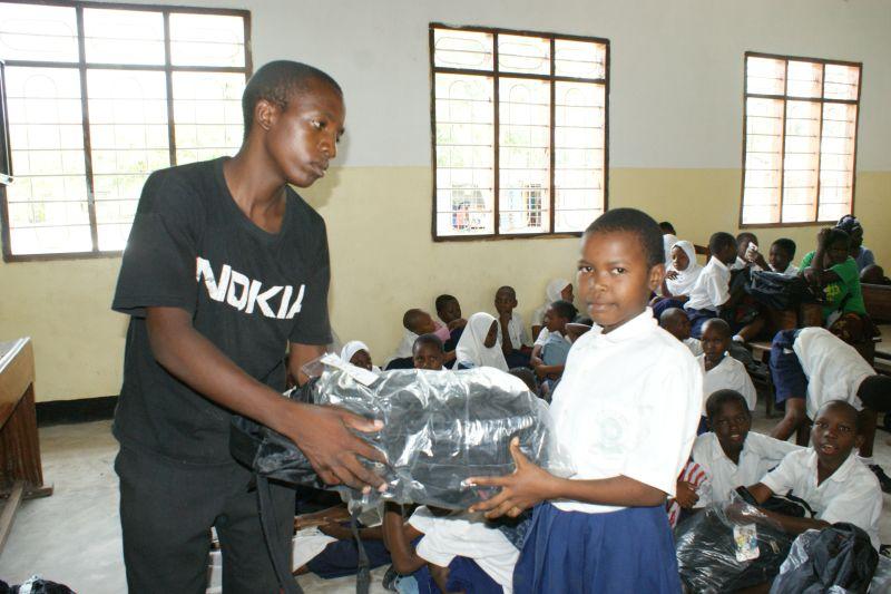 Waisenprojekt Dar es Salaam