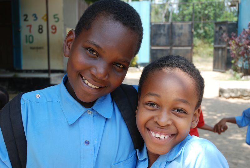 Waisenprojekt auf Sansibar