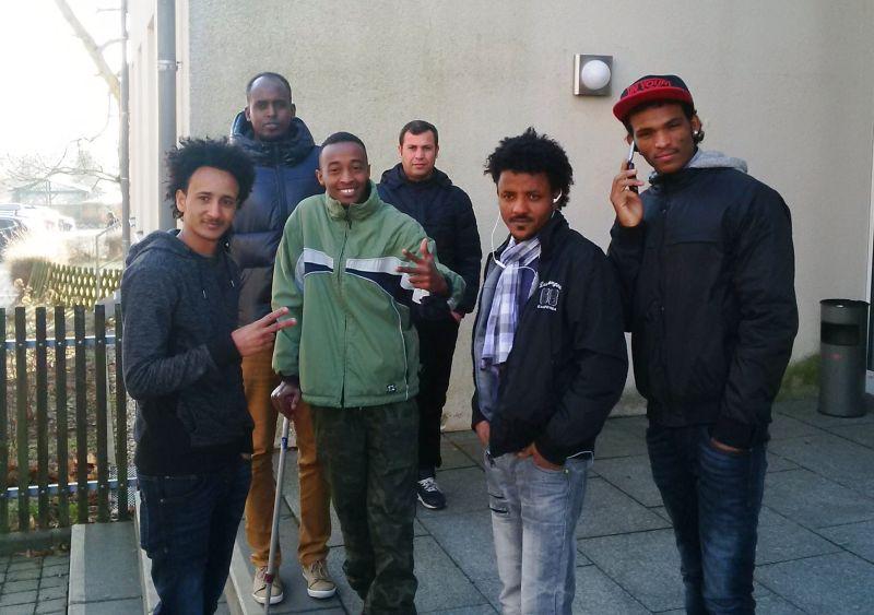 Flüchtlingsarbeit der Brüdergemeine
