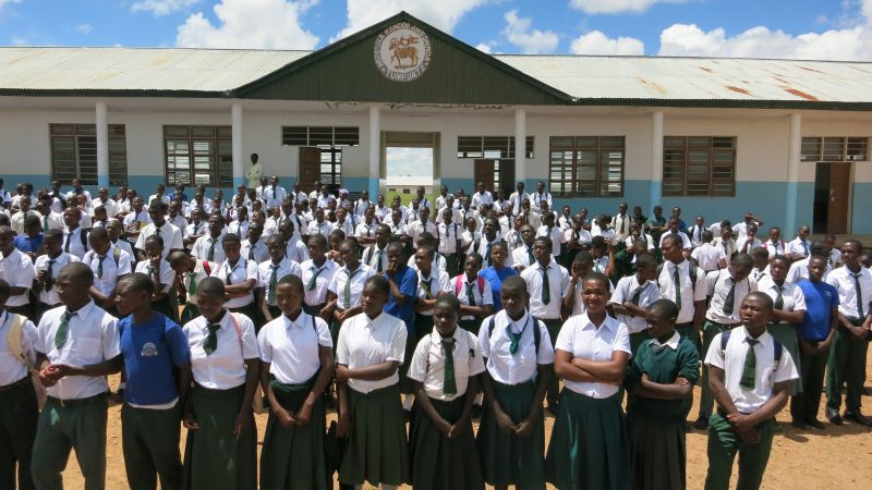 African Rainbow School Sumbawanga
