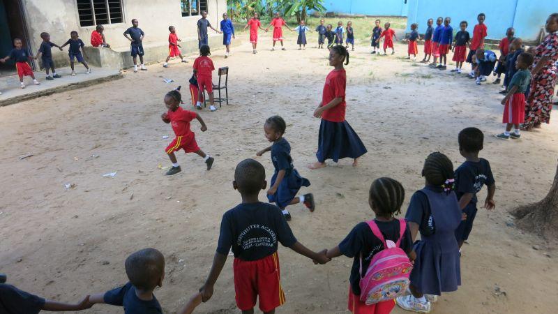Kindergarten Sansibar