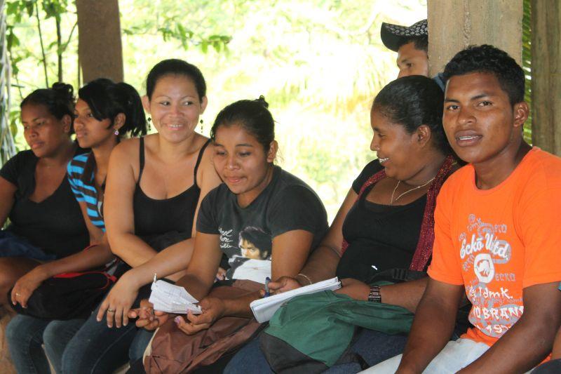 Losungen für Nikaragua - Mayangna -