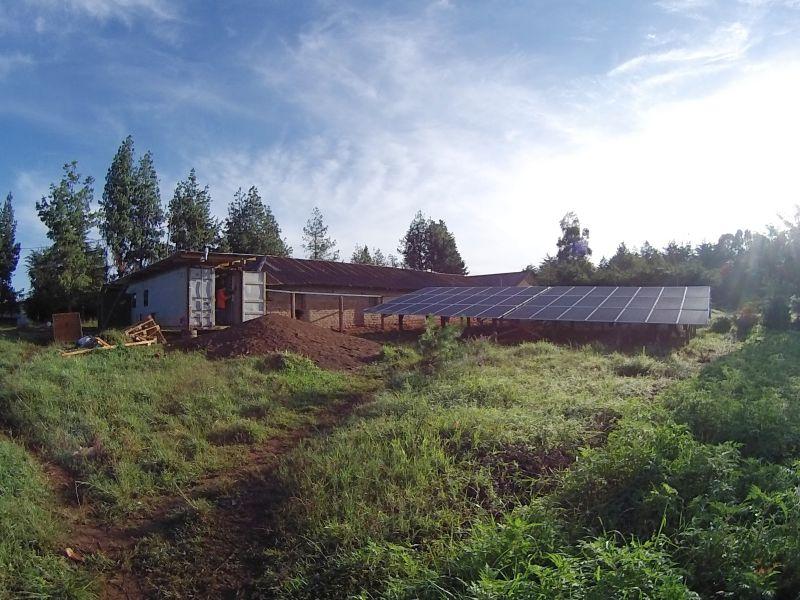 Solarfonds Afrika