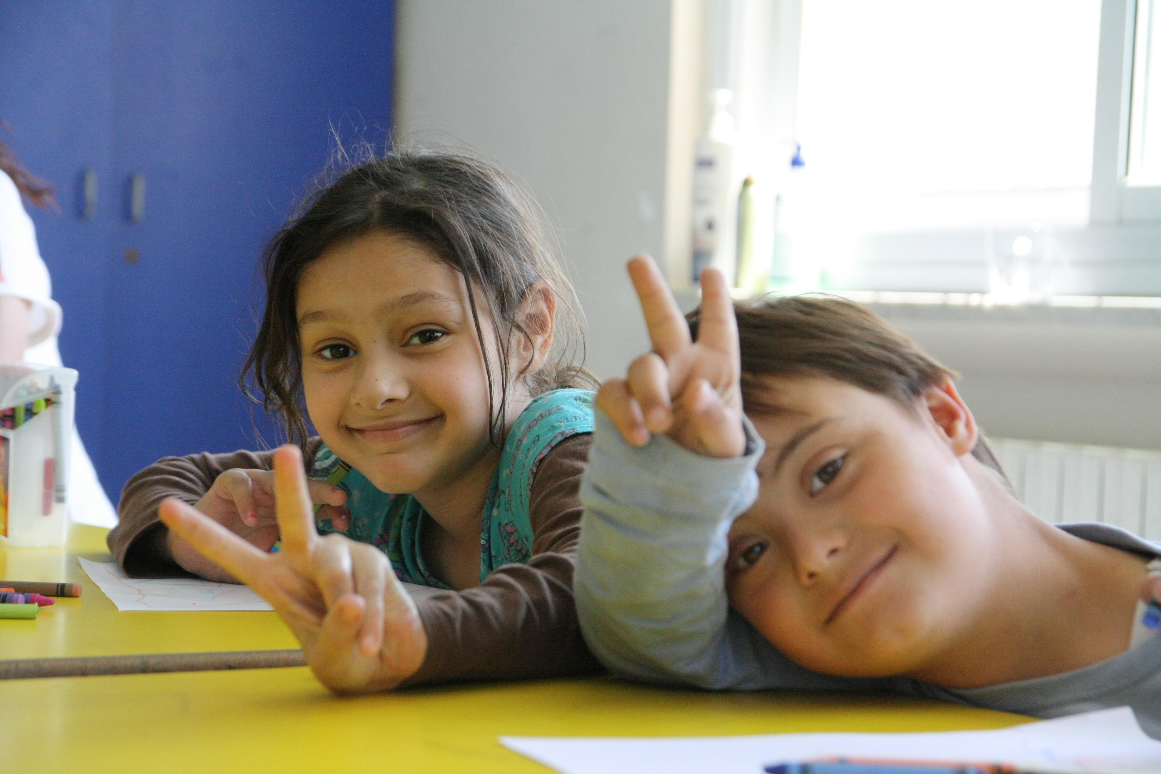 Wo Kinder sich geborgen fühlen - Neuer Spielplatz auf dem Sternberg